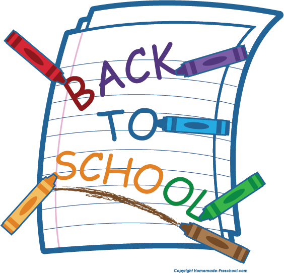 564x542 Welcome Back To School Clipart Richton School District