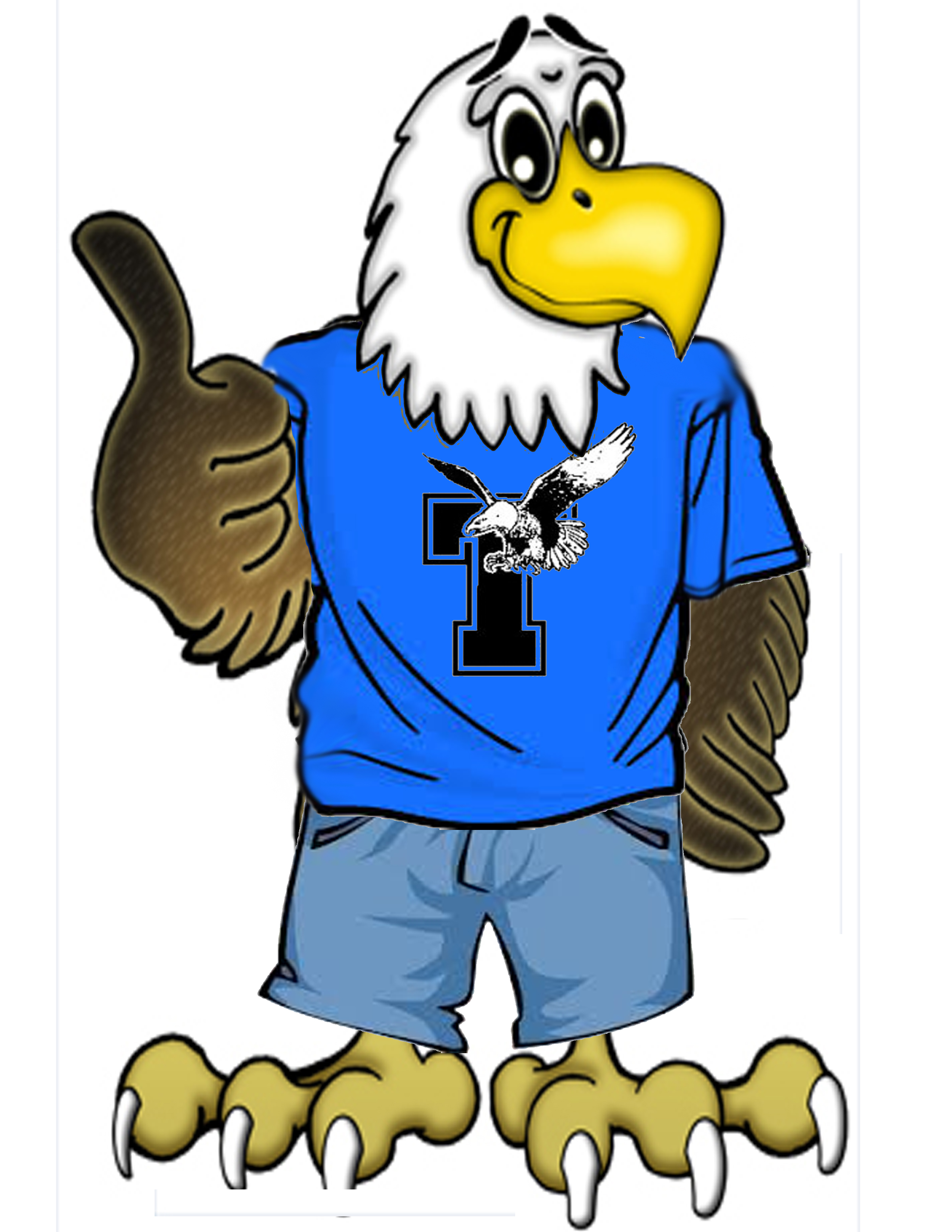 2550x3300 Welcome Back To School Eagles Thurston High School