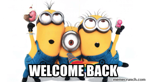 Welcome Back To Work Image | Free download on ClipArtMag