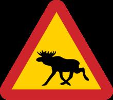 220x195 Traffic Sign