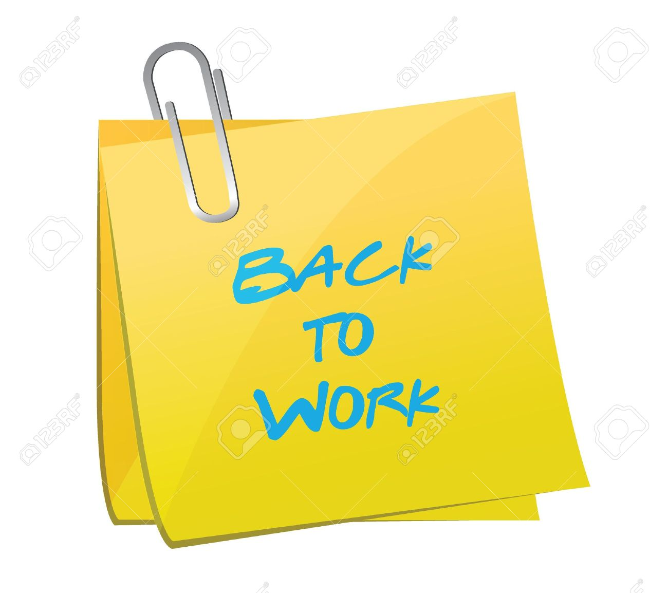 1300x1154 Back To Work Clipart