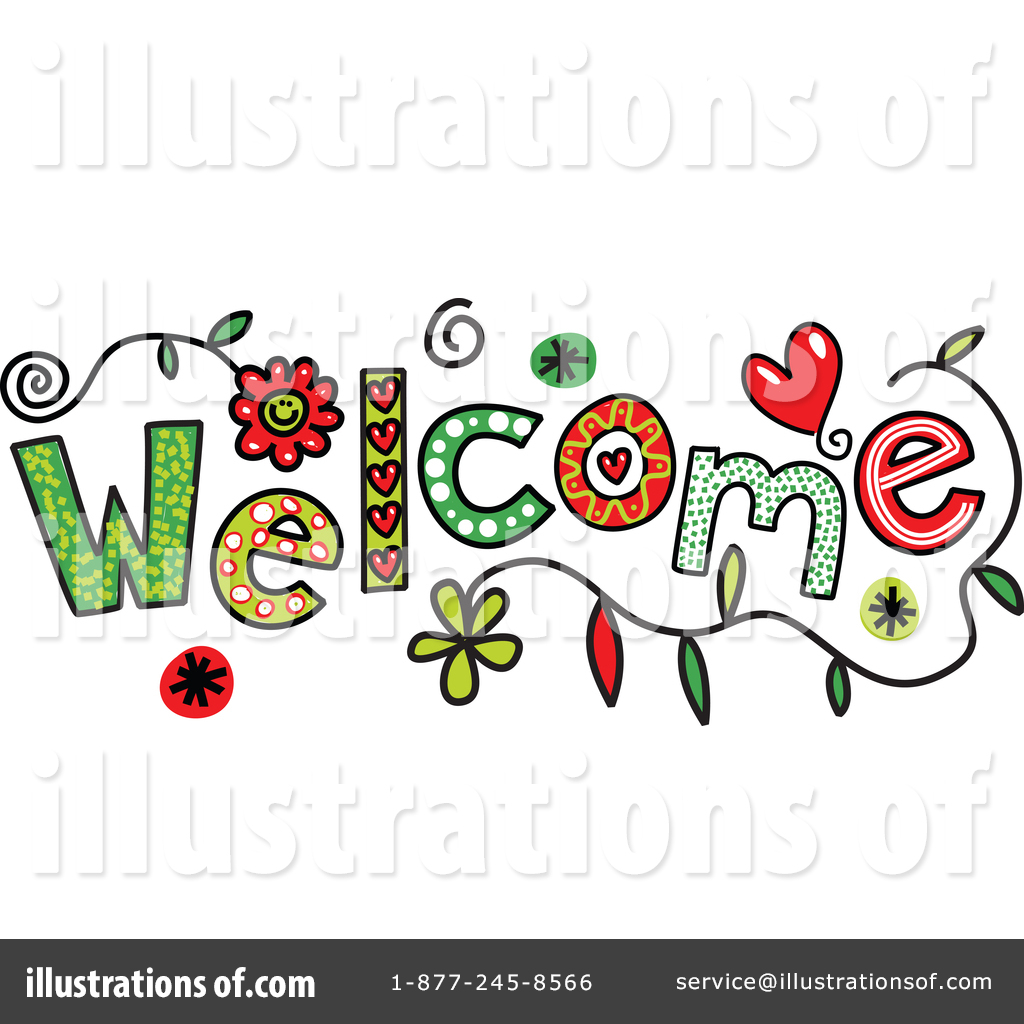 1024x1024 Welcome Clipart