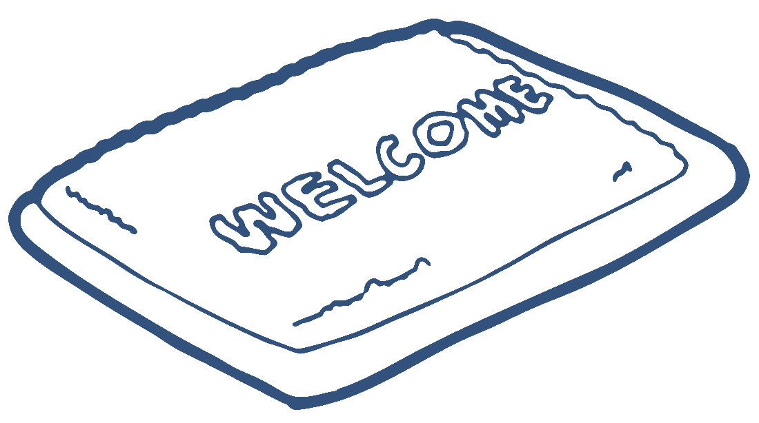 1100x614 Free Welcome Mat Clipart Image