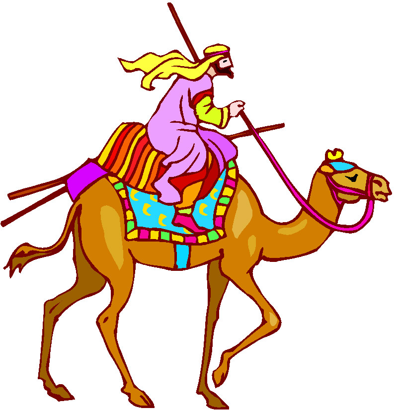 803x829 Camels Clipart Animated