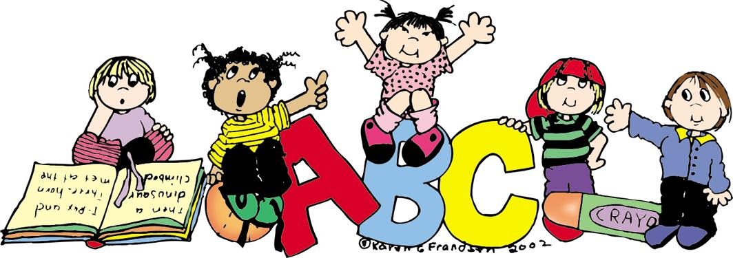 1064x375 Welcome to preschool clipart free images 4