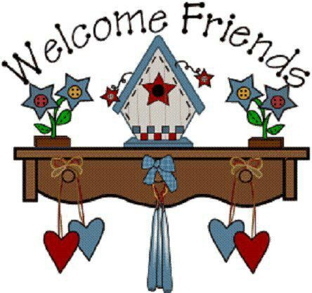 444x417 Welcome Clip Art Pictures Cliparts