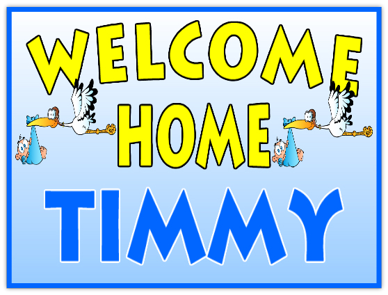 558x424 Welcome Home 105 Welcome Home Sign Templates Templates (Click