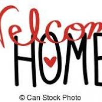 200x200 Welcome Home Clipart
