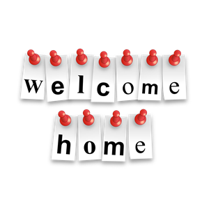 300x300 Welcome Home Notes Clipart, Cliparts Of Welcome Home Notes Free