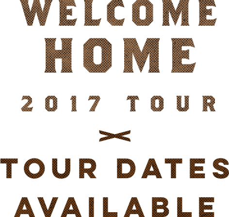 472x448 Zac Brown Band Welcome Home 2017 Tour