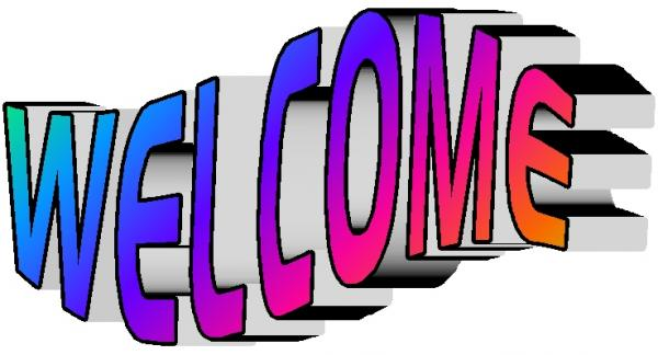 600x324 Welcome To Our Church Clipart