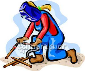 300x249 70 Best Women In Welding Images Welding, Iron And Diy