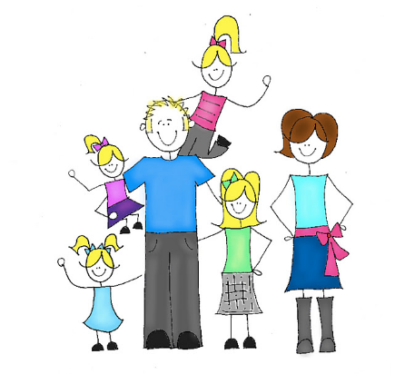 435x412 My Family And My Friends Create Webquest