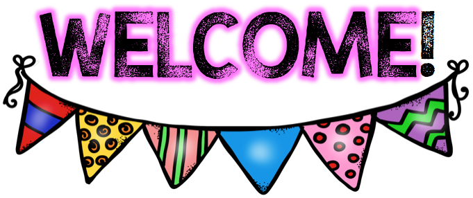681x286 Carnival Welcome Clipart