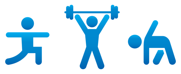 697x286 Fitness Health And Wellness Clip Art Cliparts