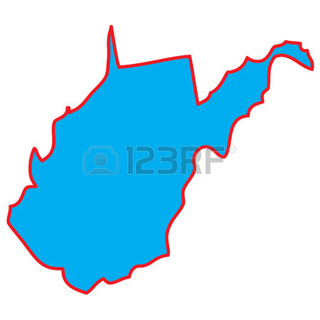 West Virginia Clipart