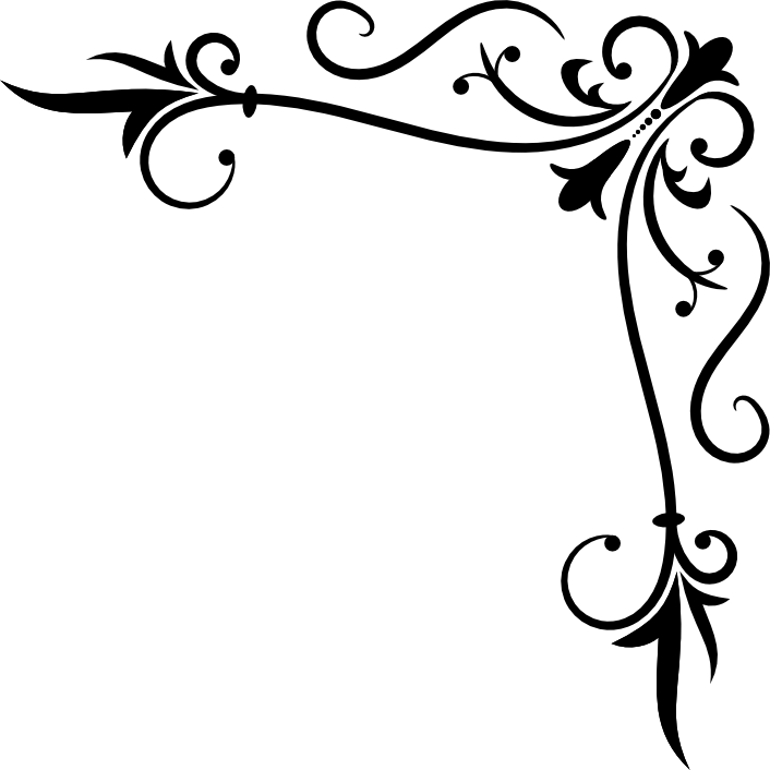706x706 Pattern Clipart Corner