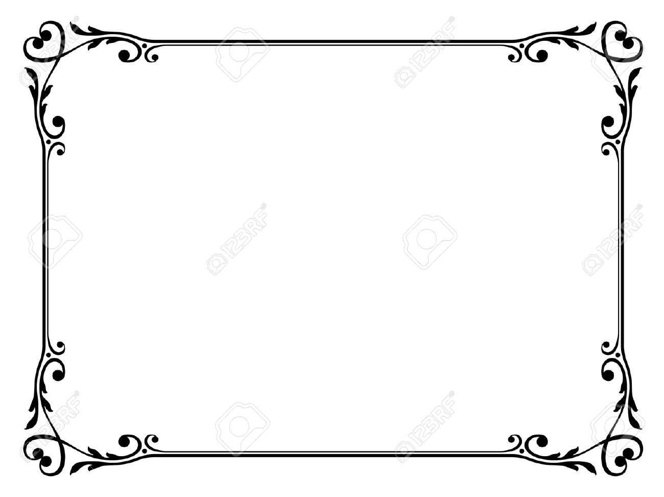 1300x973 Border Clipart, Suggestions For Border Clipart, Download Border
