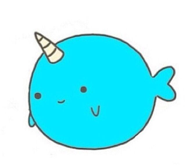 Whale Cartoon Image