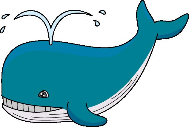 633x426 Top 75 Whale Clip Art