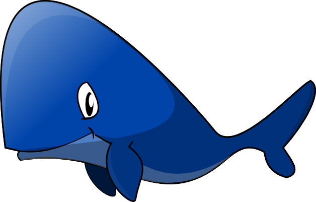 628x401 Whale clipart animated