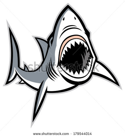 431x470 Whale Open Mouth Clipart