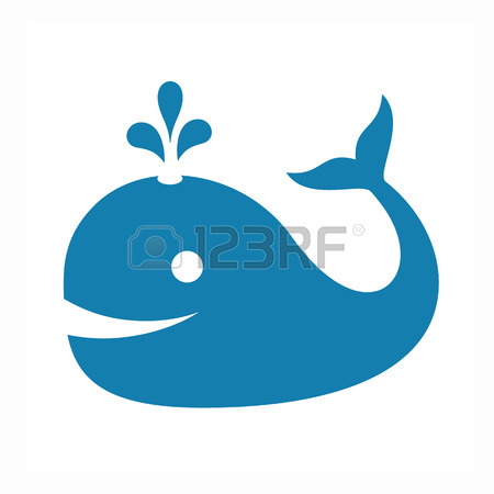 450x450 Blue Whale Vector Icon Royalty Free Cliparts, Vectors, And Stock