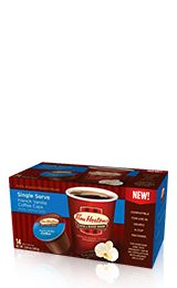 160x260 Single Serve Coffee Cups Tim Hortons