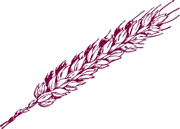 Wheat Border Clipart