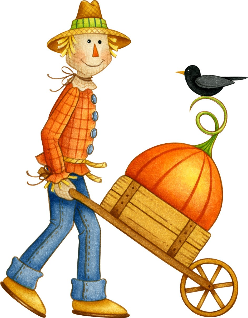 942x1209 Pumpkin Clipart Wheelbarrow
