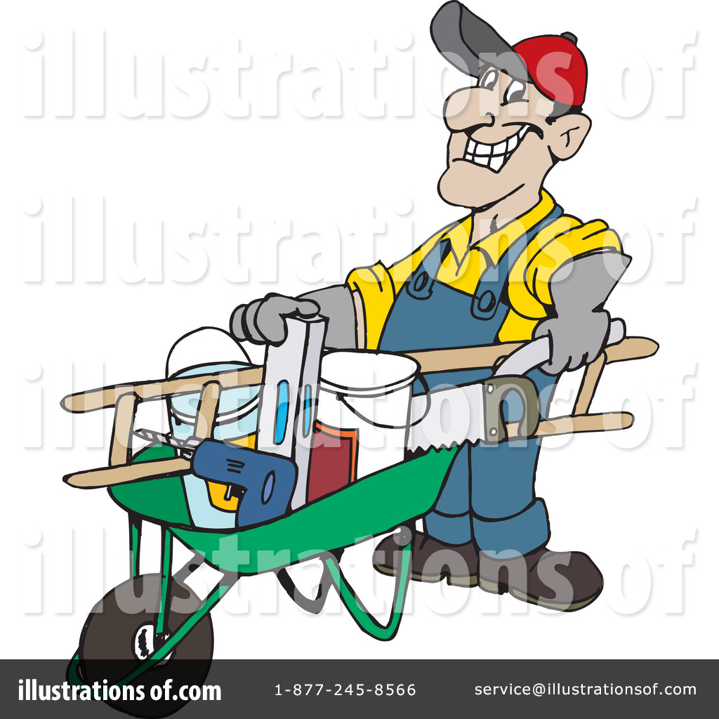 1024x1024 Wheelbarrow Clipart