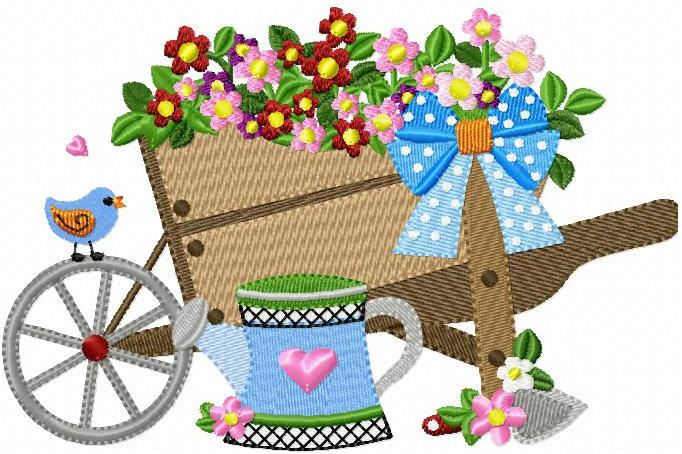 682x454 Wheelbarrow Exercise Clip Art Cliparts