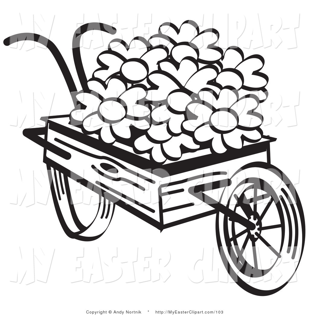 1024x1044 Wood Clipart Wheelbarrow