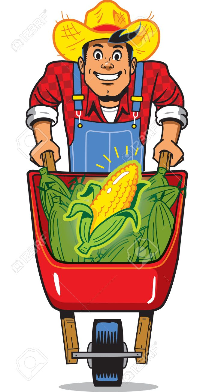 696x1300 Farm Clipart Wheelbarrow