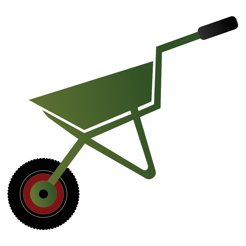 999x999 Farm Clipart Wheelbarrow