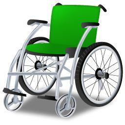 Wheelchair Clipart