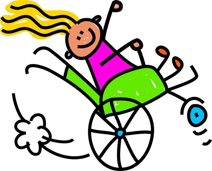Wheelchair Clipart Free