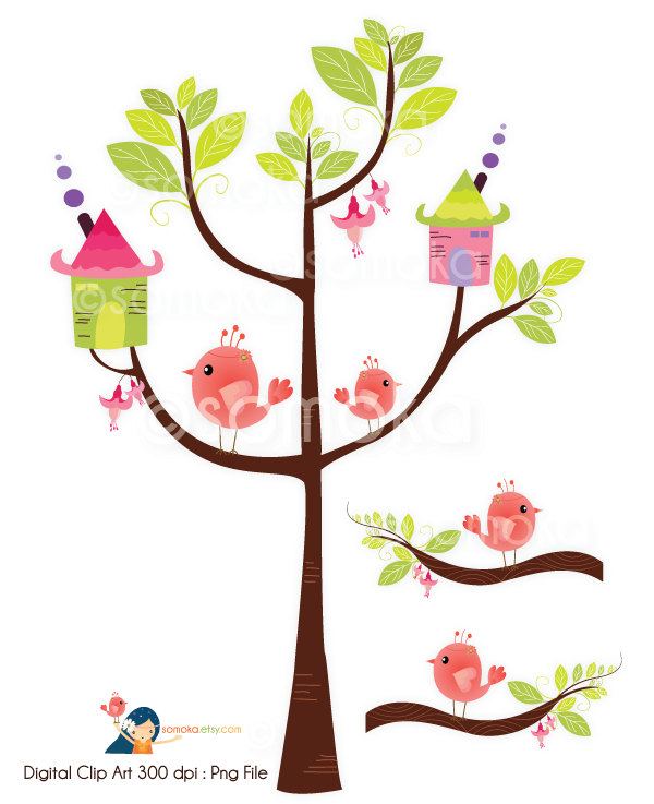 Whimsical Tree Clipart Free Download Best Whimsical Tree Clipart