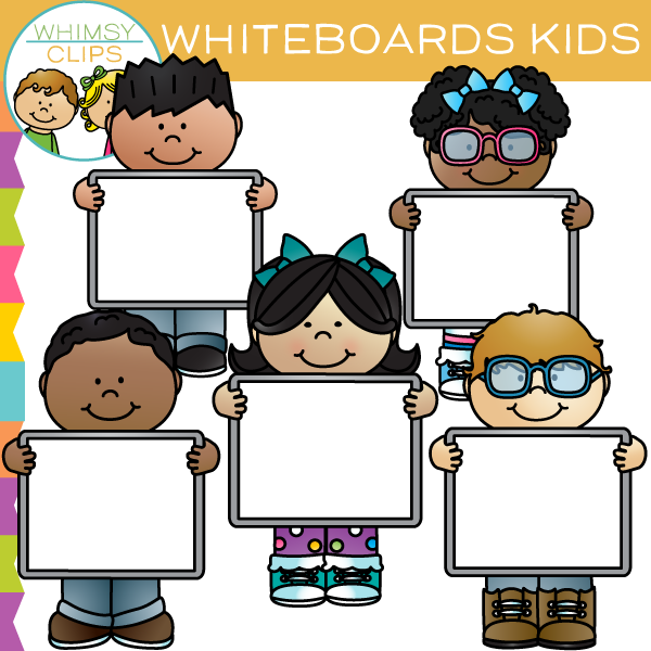 600x600 Whiteboard Kids Clip Art , Images Amp Illustrations Whimsy Clips