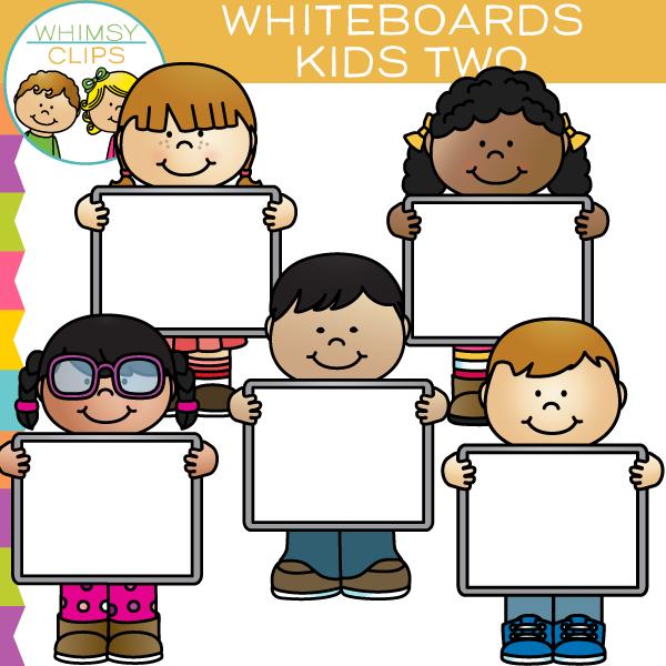 600x600 Whiteboard Kids Clip Art