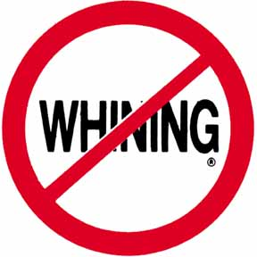 288x288 Whining Sticker