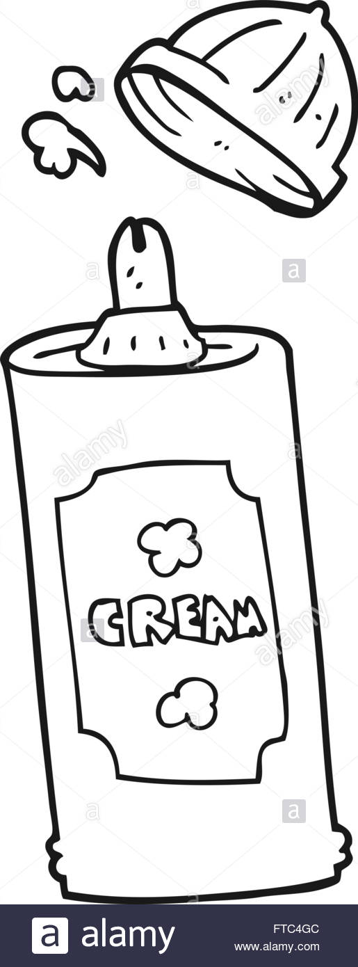 515x1390 Cream Clipart Whiped