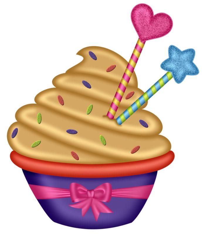 699x800 199 Best Clip Art Cupcakes )) Images Clip Art