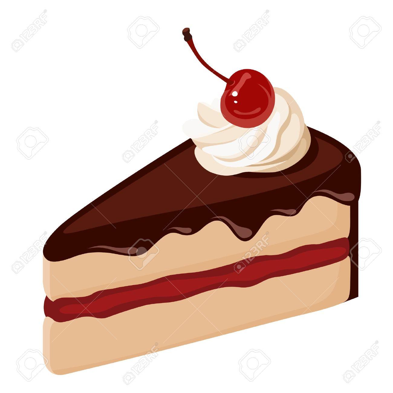 1300x1300 Cake Slice Clipart