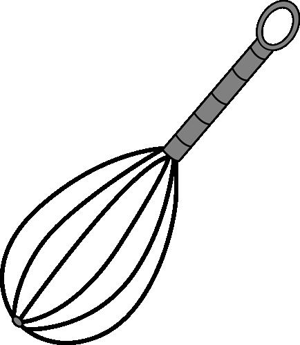 434x500 Whisk Clip Art Image