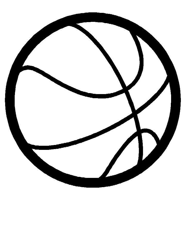 718x957 Basketball Logo Black And White Png Images Amp Pictures