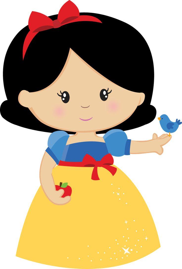 736x1087 Baby Clipart Snow White