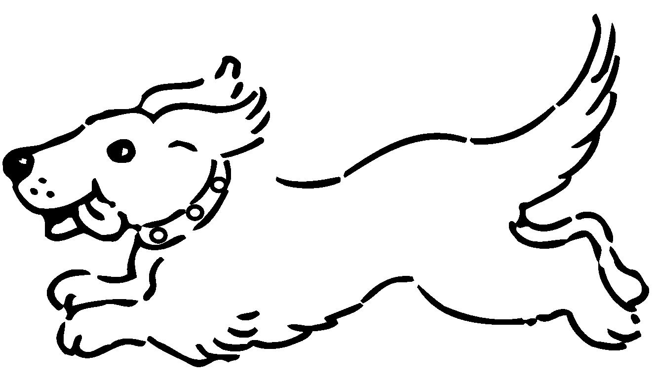 1331x774 Dog Bone Clip Art Black And White Free Clipart