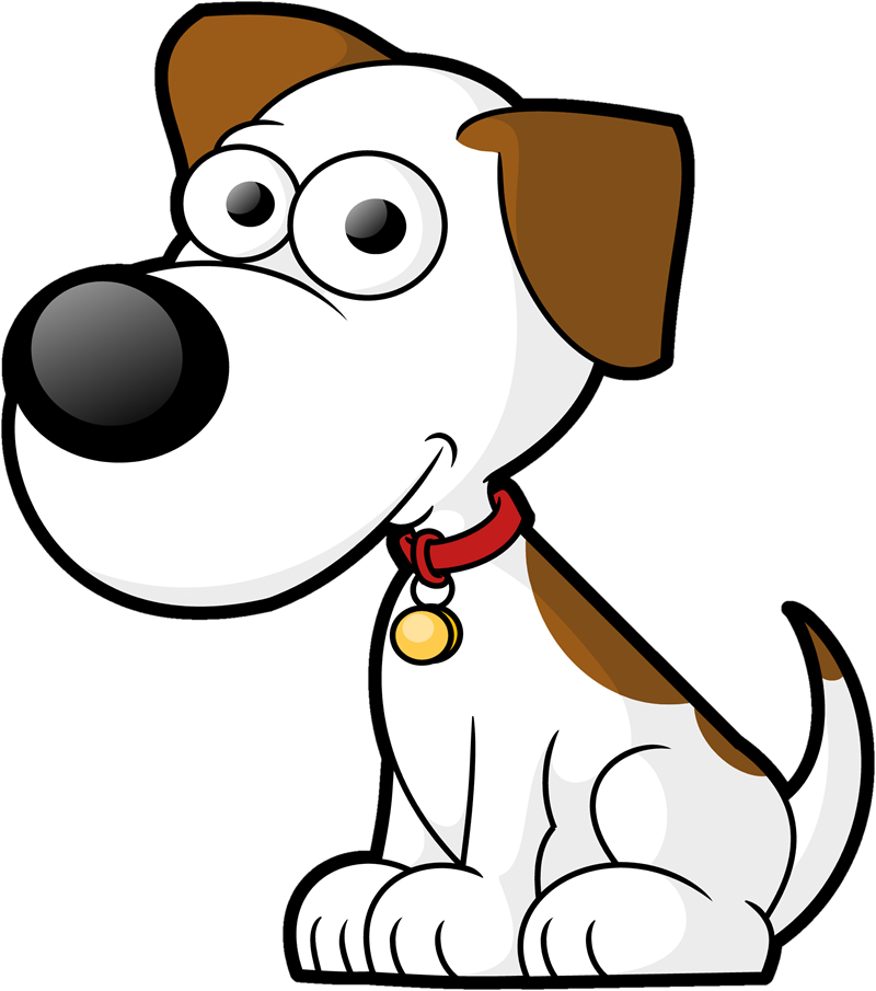 800x905 Clip Art Dogs