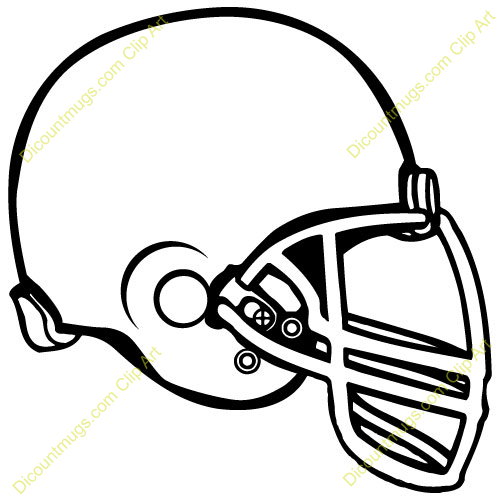 500x500 Old Clipart Football Helmet